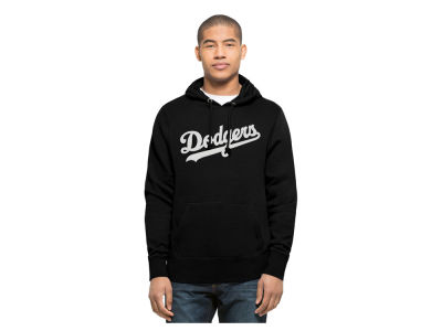 Los Angeles Dodgers '47 MLB Men's Sport Raglan Hoodie