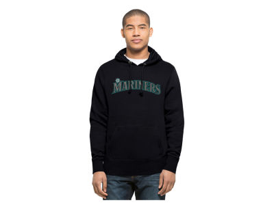 Seattle Mariners '47 MLB Men's Sport Raglan Hoodie