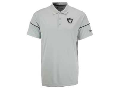 Oakland Raiders Nike NFL Mens Team Issue Polo Shirt