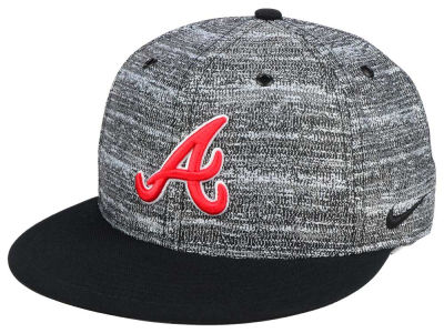 Atlanta Braves Nike MLB New Day Snapback Cap