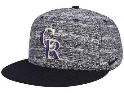 Colorado Rockies Nike MLB New Day Snapback Cap
