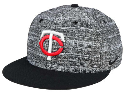 Minnesota Twins Nike MLB New Day Snapback Cap