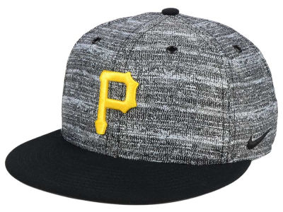 Pittsburgh Pirates Nike MLB New Day Snapback Cap
