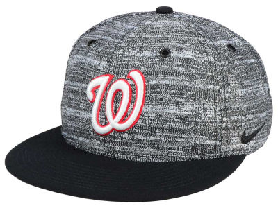 Washington Nationals Nike MLB New Day Snapback Cap