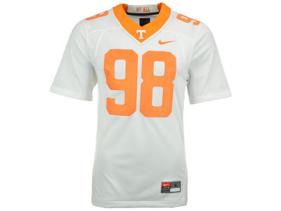 Tennessee Volunteers #98 Nike NCAA Men's Limited Football Jersey
