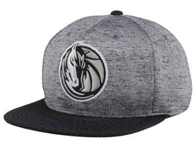Dallas Mavericks Mitchell & Ness NBA Space Knit Snapback Cap