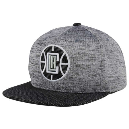 Los Angeles Clippers Mitchell & Ness NBA Space Knit Snapback Cap