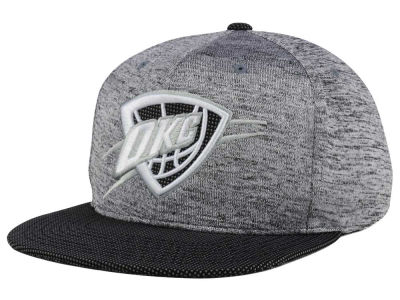 Oklahoma City Thunder Mitchell & Ness NBA Space Knit Snapback Cap