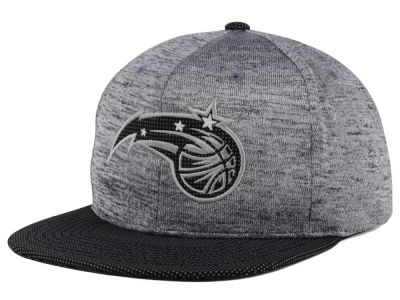 Orlando Magic Mitchell & Ness NBA Space Knit Snapback Cap