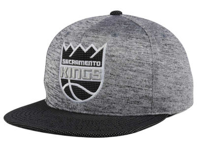 Sacramento Kings Mitchell & Ness NBA Space Knit Snapback Cap