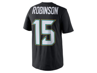 Jacksonville Jaguars Allen Robinson Nike NFL Youth Pride Name and Number T-Shirt