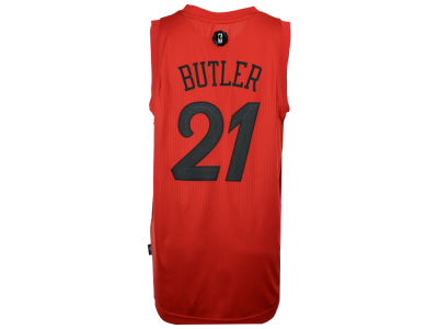 Chicago Bulls Jimmy Butler adidas NBA Youth Christmas Jersey