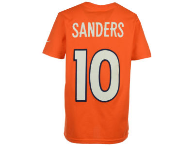 Denver Broncos Emmanuel Sanders Nike NFL Youth Pride Name and Number T-Shirt
