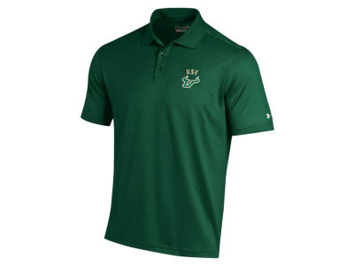 South Florida Bulls Under Armour NCAA Men's Performance Polo Shirt