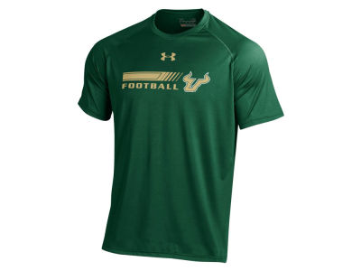 South Florida Bulls Under Armour NCAA Men's Tech T-Shirt