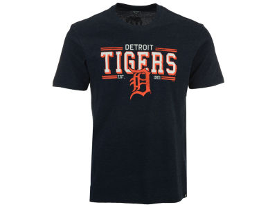 Detroit Tigers '47 MLB Men's Club Lineup T-Shirt