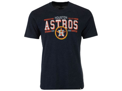 Houston Astros '47 MLB Men's Club Lineup T-Shirt