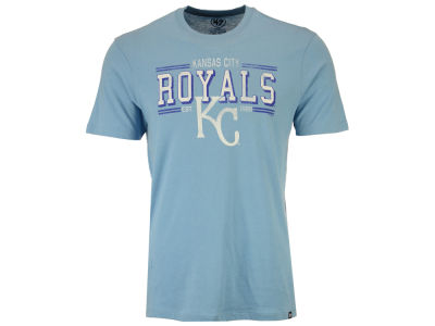 Kansas City Royals MLB Men's Club Lineup T-Shirt