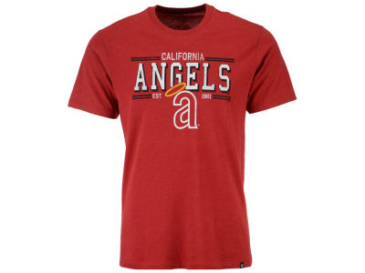 Los Angeles Angels MLB Men's Club Lineup T-Shirt
