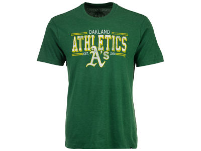 Oakland Athletics '47 MLB Men's Club Lineup T-Shirt