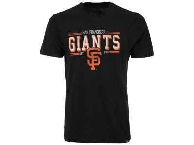 San Francisco Giants MLB Men's Club Lineup T-Shirt