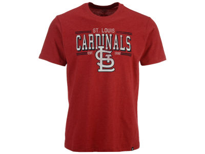 St. Louis Cardinals '47 MLB Men's Club Lineup T-Shirt