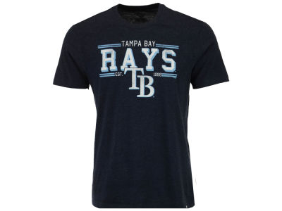 Tampa Bay Rays MLB Men's Club Lineup T-Shirt