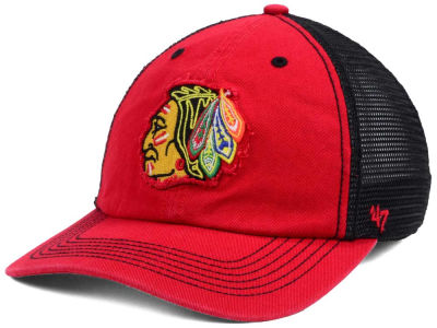 Chicago Blackhawks '47 2017 Winter Classic '47 Taylor Closer Cap