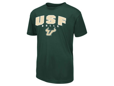 South Florida Bulls Colosseum NCAA Youth Mesh Poly T-Shirt