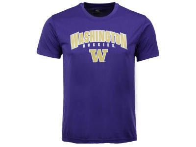 Washington Huskies Colosseum NCAA Youth Mesh Poly T-Shirt