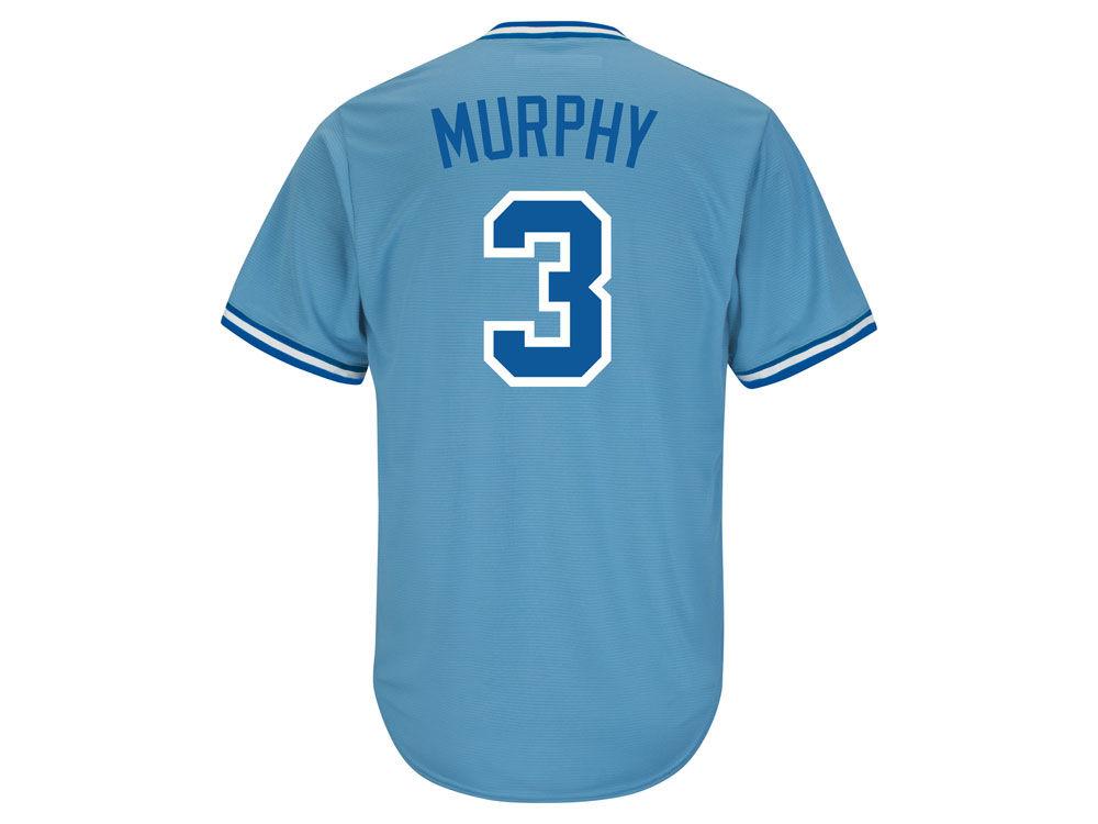 f3d3ec0e1 Atlanta Braves Dale Murphy Majestic MLB Men s Cooperstown Player Replica CB  Jersey