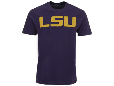 LSU Tigers '47 NCAA Men's Knockout Fieldhouse T-Shirt