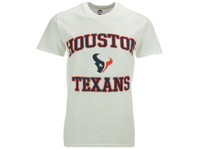 Houston Texans NFL Heart and Soul T-Shirt