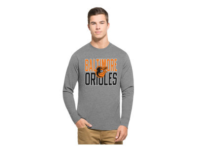 Baltimore Orioles '47 MLB Men's Power Alley Long Sleeve T-Shirt