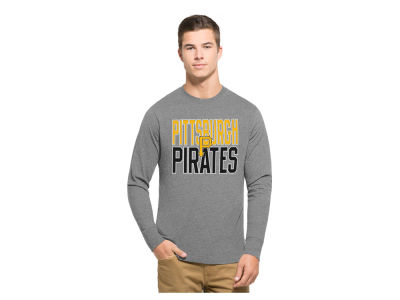 Pittsburgh Pirates '47 MLB Men's Power Alley Long Sleeve T-Shirt