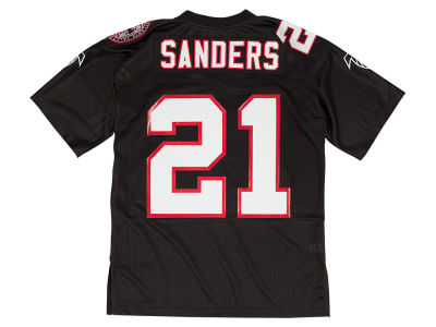 Atlanta Falcons Deion Sanders Mitchell and Ness NFL Men's Authentic Football Jersey