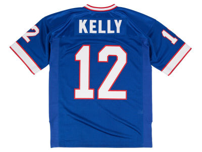 Buffalo Bills Jim Kelly Mitchell and Ness NFL Men's Authentic Football Jersey