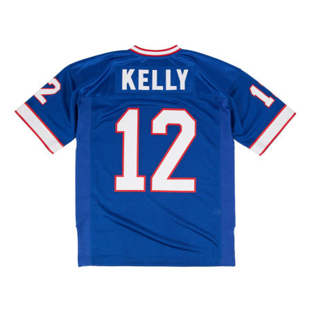 Buffalo Bills Jim Kelly Mitchell & Ness NFL Men's Authentic Football Jersey