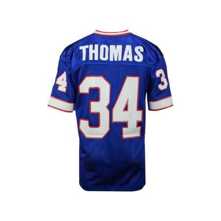 Buffalo Bills Thurman Thomas Mitchell & Ness NFL Men's Authentic Football Jersey
