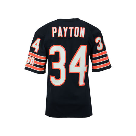 Chicago Bears Walter Payton Mitchell & Ness NFL Men's Authentic Football Jersey