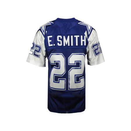 Dallas Cowboys Emmitt Smith Mitchell & Ness NFL Men's Authentic Football Jersey