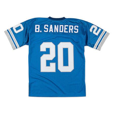 Detroit Lions Barry Sanders Mitchell & Ness NFL Men's Authentic Football Jersey