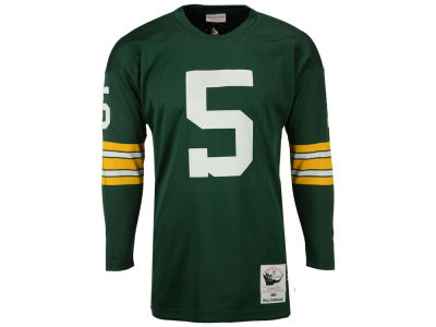 Green Bay Packers Paul Hornung Mitchell and Ness NFL Men's Authentic Football Jersey