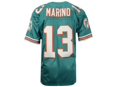 Miami Dolphins Dan Marino Mitchell and Ness NFL Men's Authentic Football Jersey