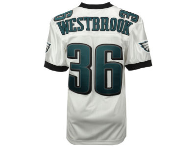 Philadelphia Eagles Brian Westbrook Mitchell and Ness NFL Men's Authentic Football Jersey
