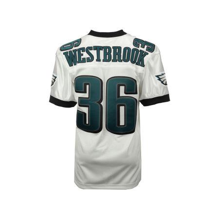 Philadelphia Eagles Brian Westbrook Mitchell & Ness NFL Men's Authentic Football Jersey