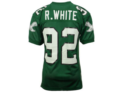 Philadelphia Eagles Reggie White Mitchell and Ness NFL Men's Authentic Football Jersey