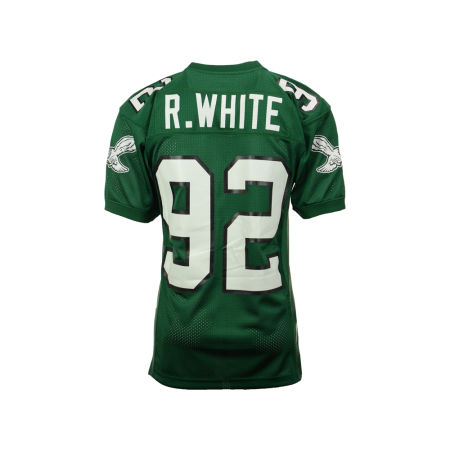 Philadelphia Eagles Reggie White Mitchell & Ness NFL Men's Authentic Football Jersey