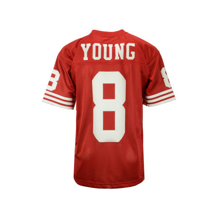 San Francisco 49ers Steve Young Mitchell & Ness NFL Men's Authentic Football Jersey