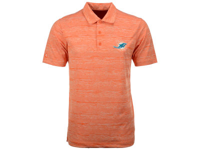 Miami Dolphins Antigua NFL Men's Formation Polo Shirt
